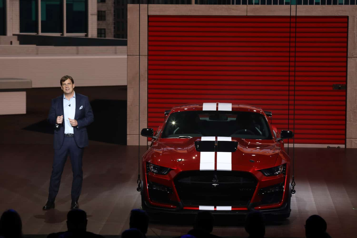 Photo of Car, Truck and Utility of the Year awards handed out among bevy of new car models at Detroit auto show