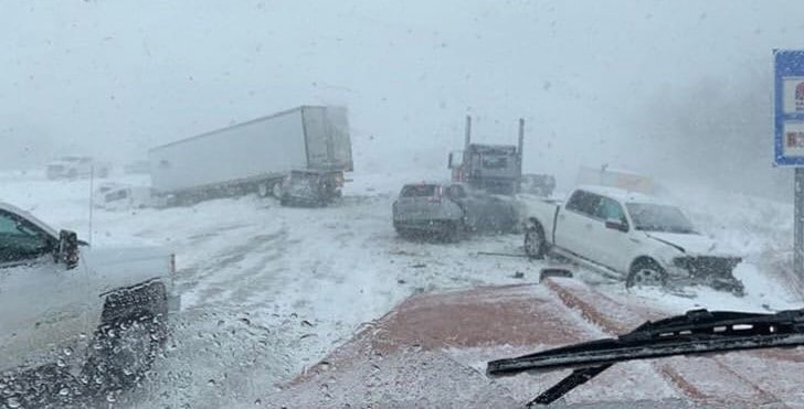 Photo of Snow, ice, brutal cold to linger in Midwest