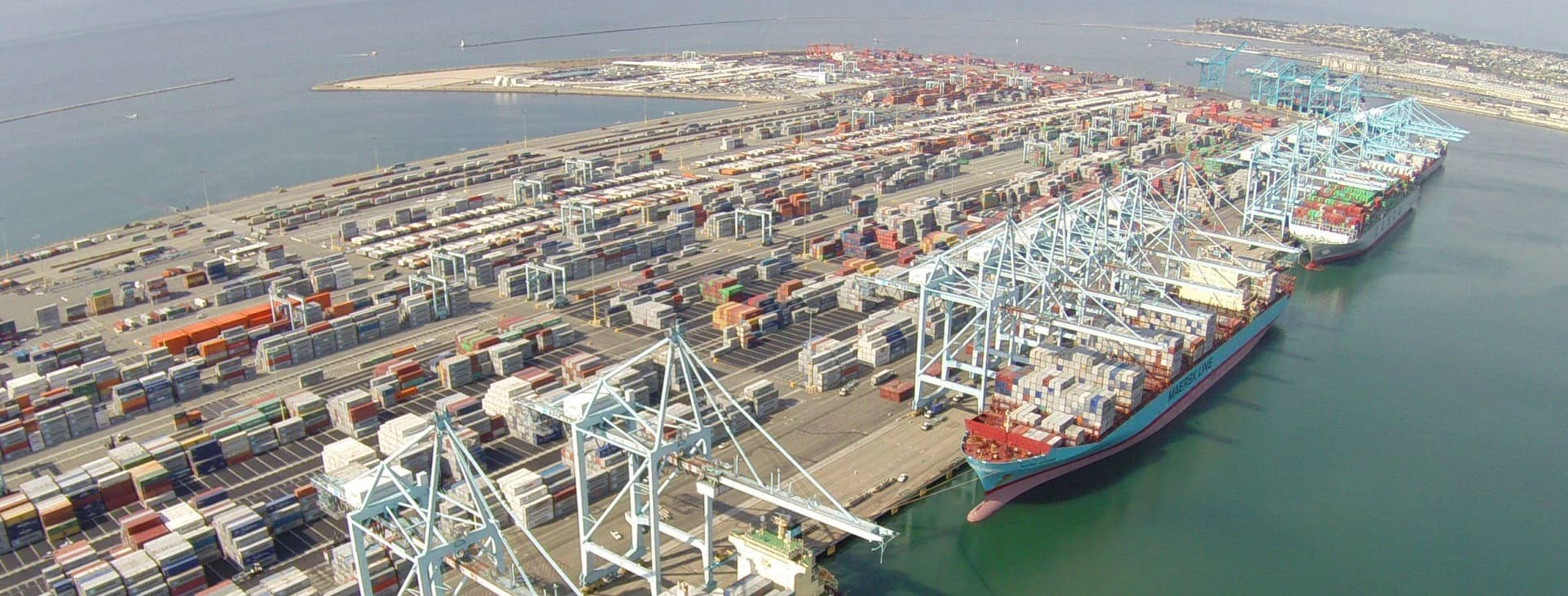 Photo of Port Report: Move to automate Los Angeles containership terminal draws union ire