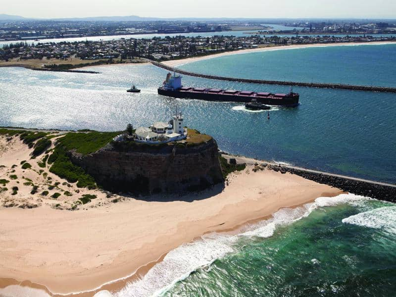 Photo of Port of Newcastle signs up to global environmental port standard