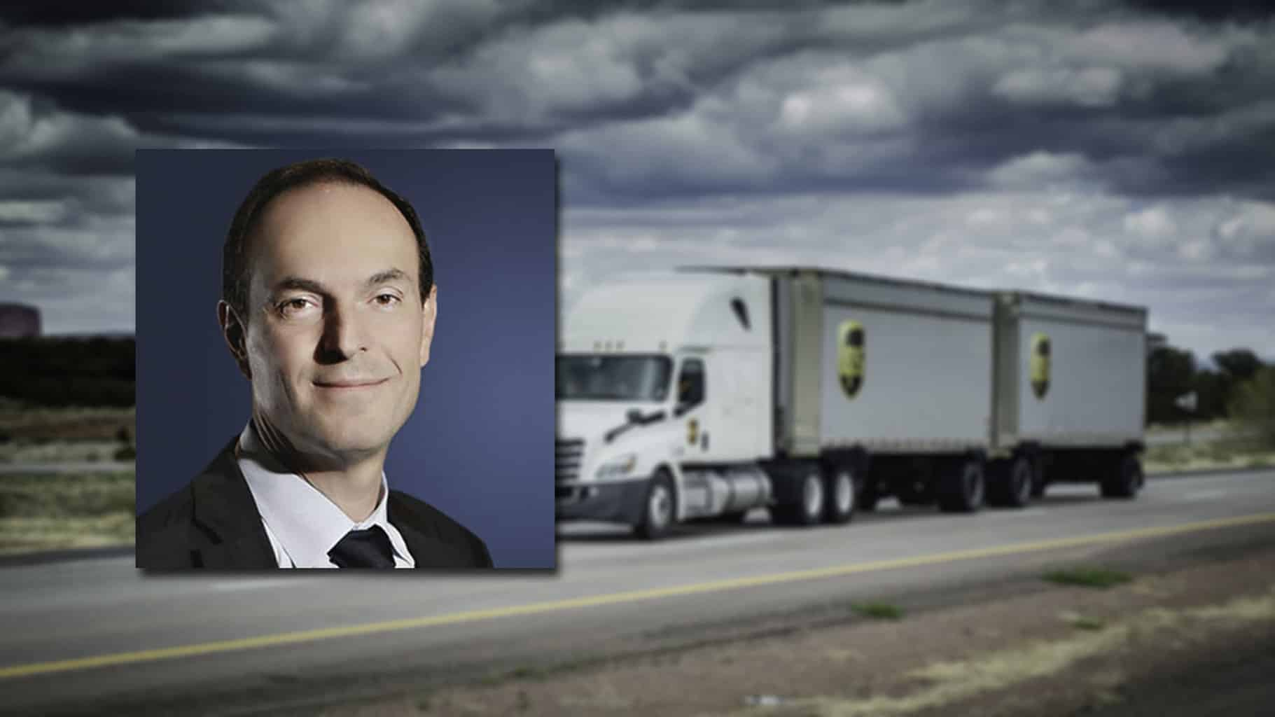 Photo of UPS goes against tradition – outsider named to run its fastest-growing unit