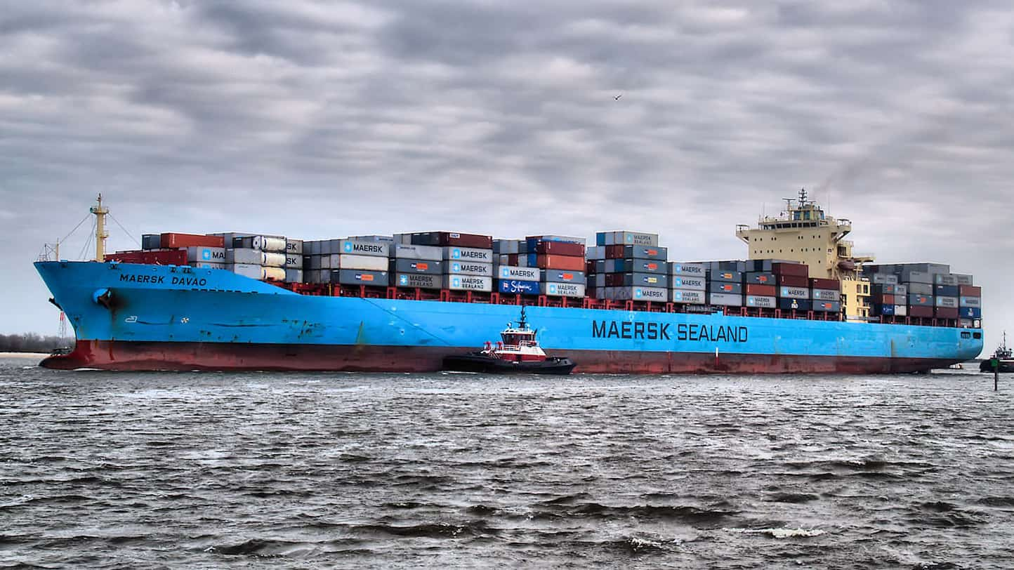 Photo of Container feeder ship Armageddon looms