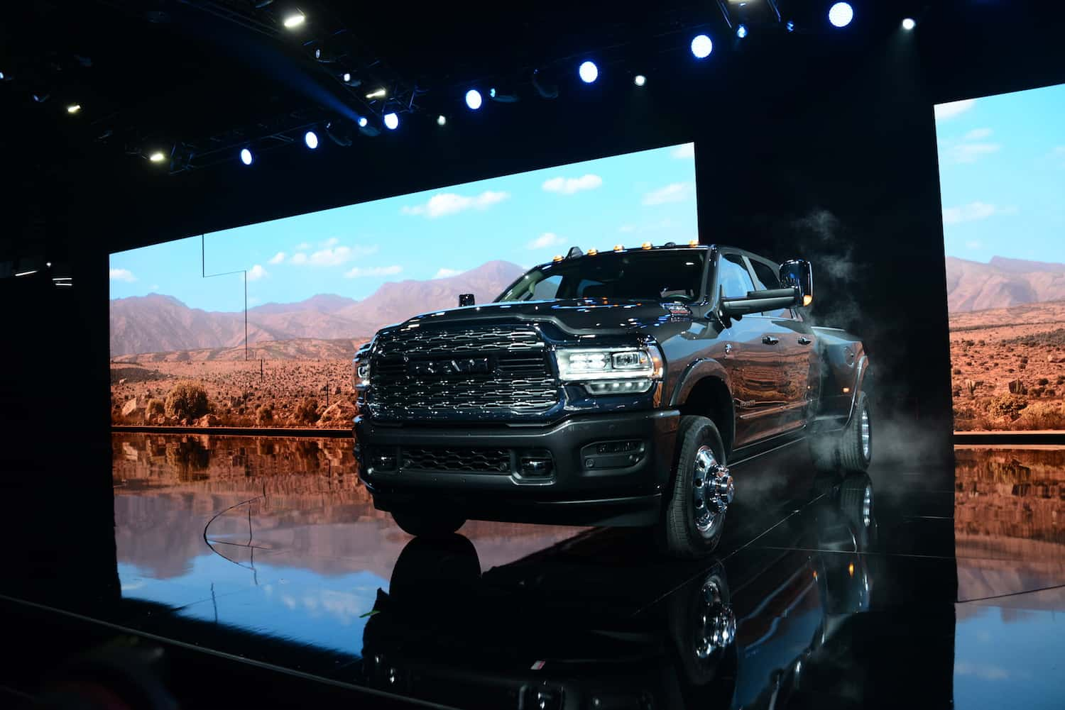 Photo of Ram's updated heavy-duty trucks designed for comfort and work