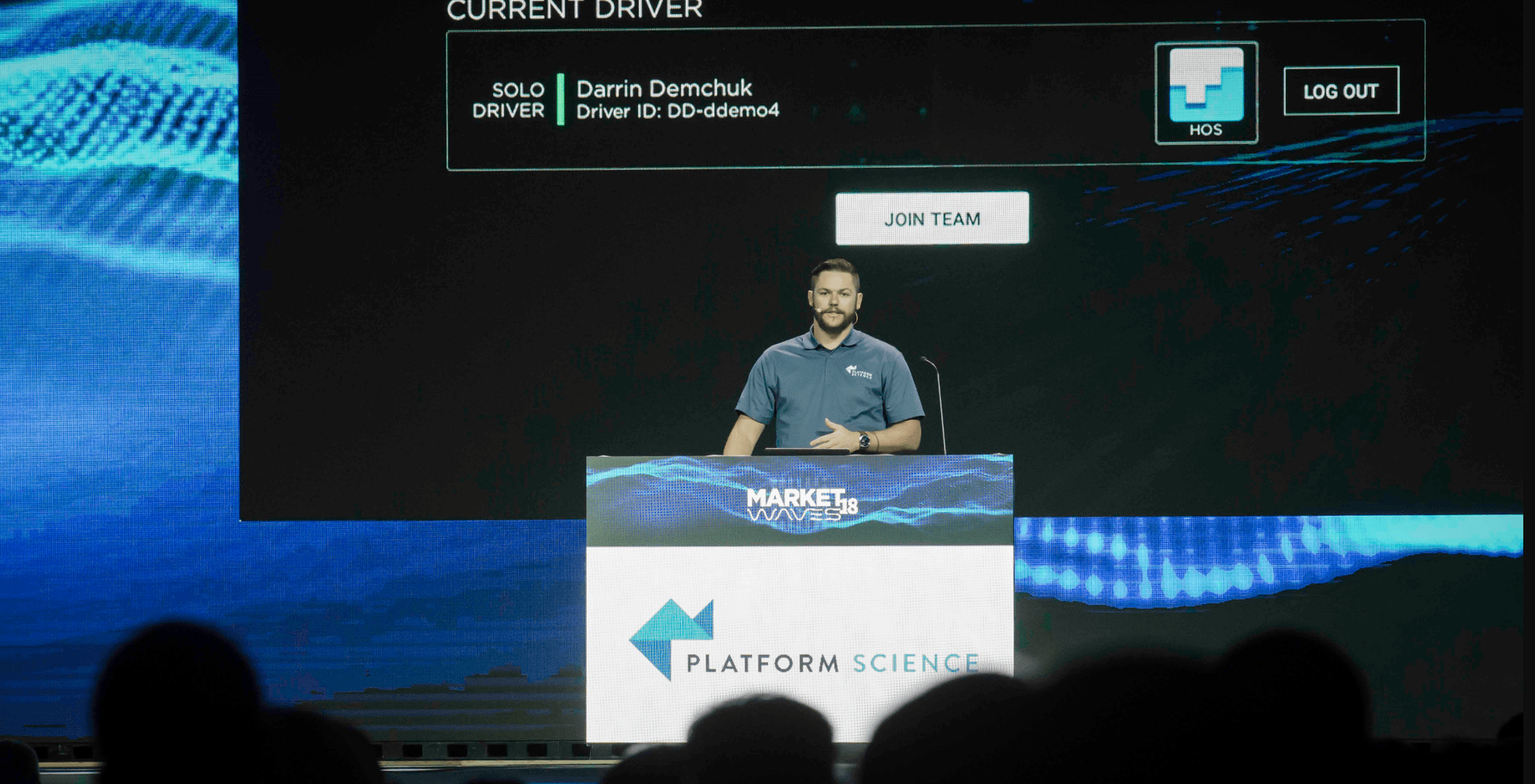 Photo of Rapid-fire pitch: Platform Science offers single source data solution