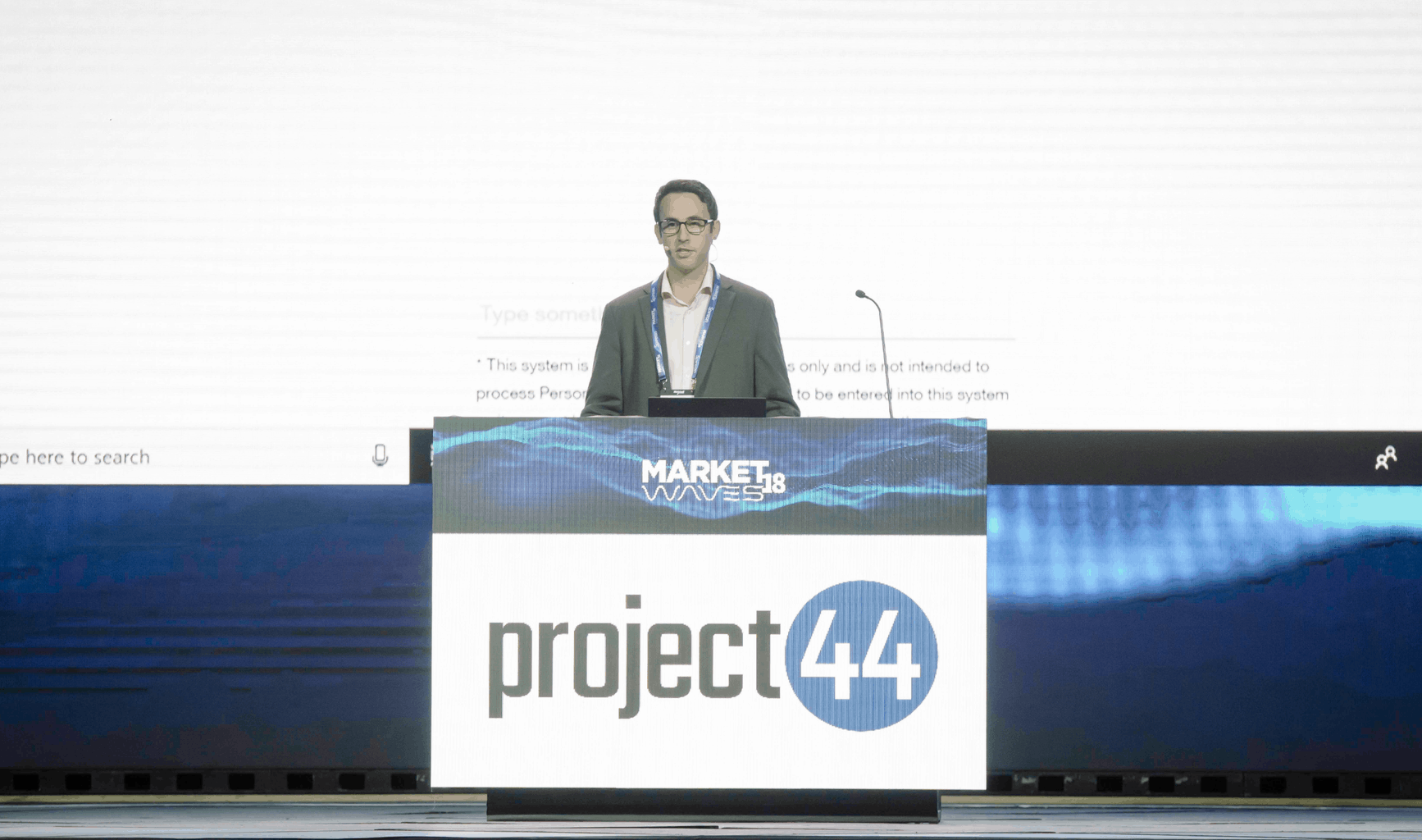 Photo of Rapid-fire pitch: project44 and the art of the possible