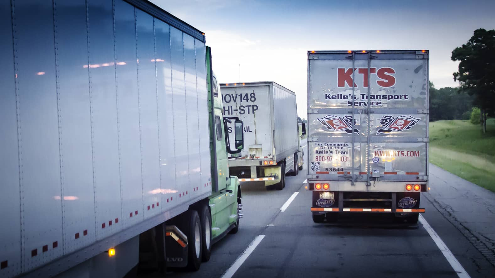 Photo of Truck safety groups push Congress for speed limiter mandate