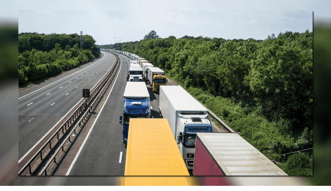 Photo of Transport ministry hails Brexit truck test a success