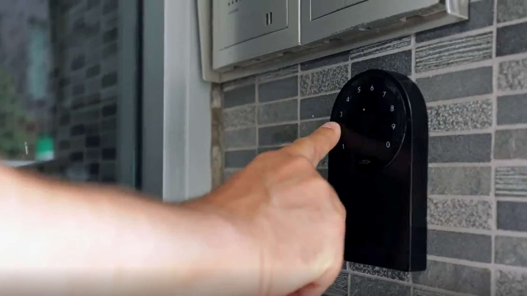 Photo of UPS, Latch expand keyless entry program for common-area deliveries to multi-unit buildings