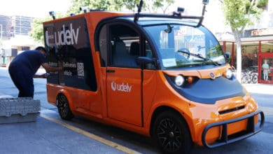 Photo of udelv to begin autonomous last-mile delivery pilot in Houston