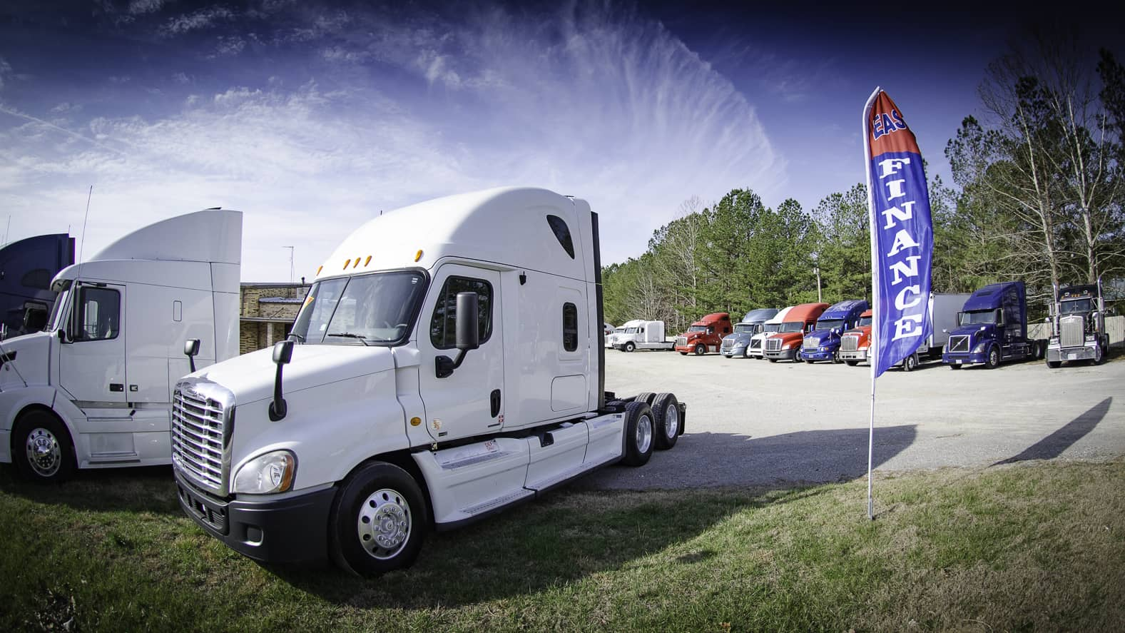 Photo of Dealers enjoy banner year for used-truck pricing and volumes