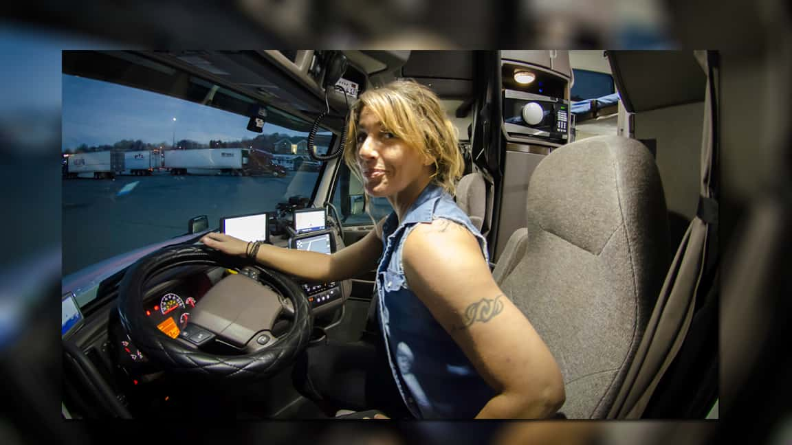 Photo of Equipment, co-workers and pay among top driver concerns, anonymous survey says