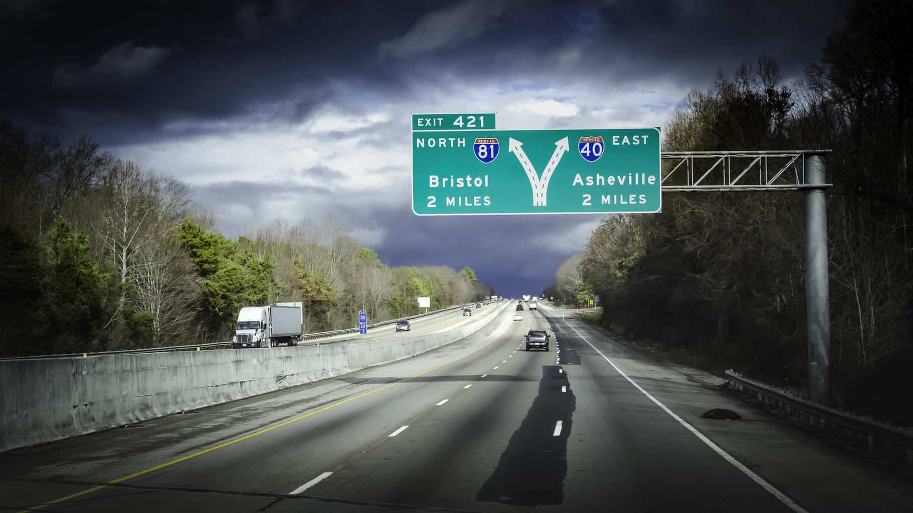 Photo of Interstate 81 needs a lot of work, and a commission calls for truck tolls to help finance it