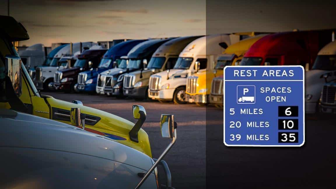 Photo of Trucks Park Here, a multi-state parking info initiative, hits the road