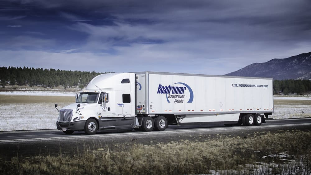 Revenues are falling at Roadrunner Transportation Systems, but management remains confident the company is heading in the right direction.