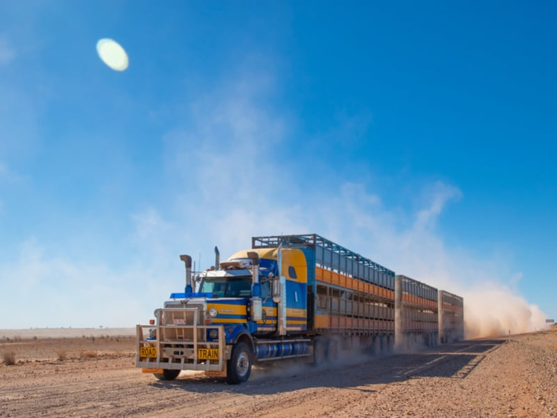 Photo of Baking temperatures put Australia's trucks and drivers at risk