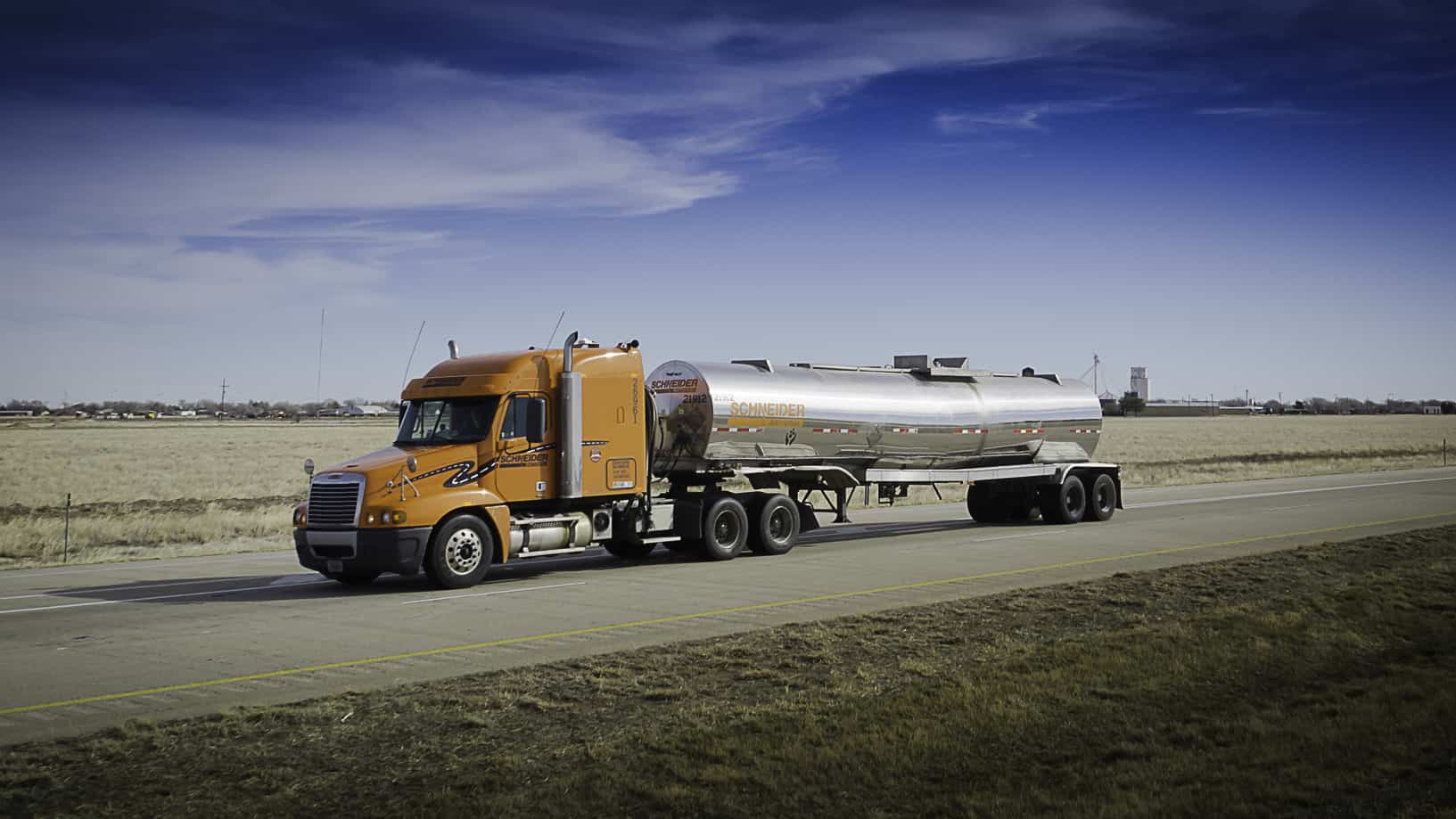 The Permian Basin's demand for crude oil tanker trucks could