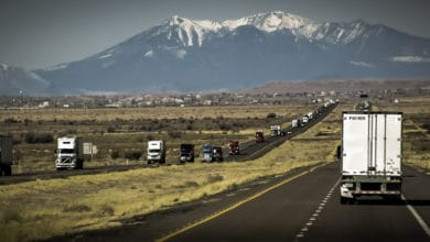Photo of Inflation pressure cools, but trucking rates keep climbing