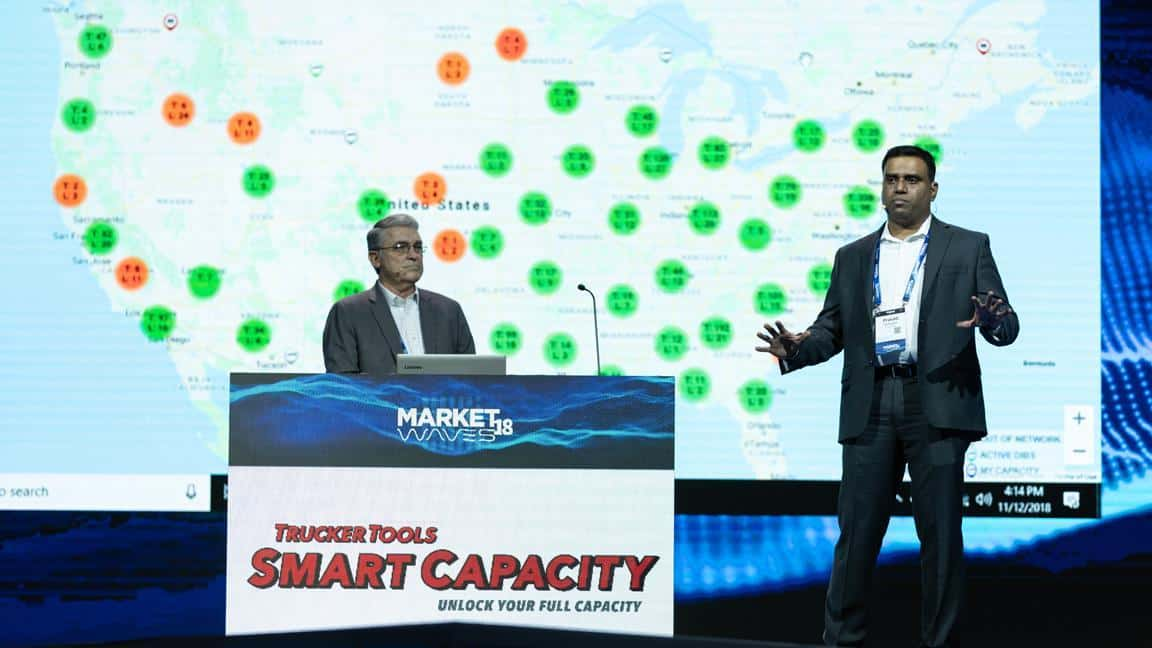 Photo of Rapid-fire pitch: Smart Capacity tries to cut through all the clutter