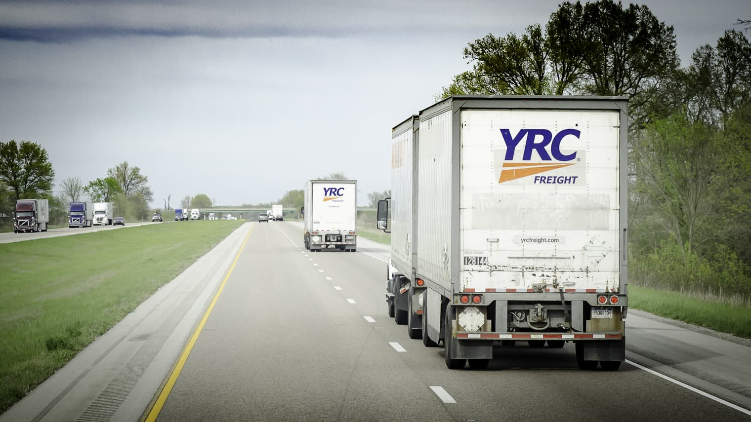 Photo of YRCW has a good operating quarter and year, and solid progress on the balance sheet