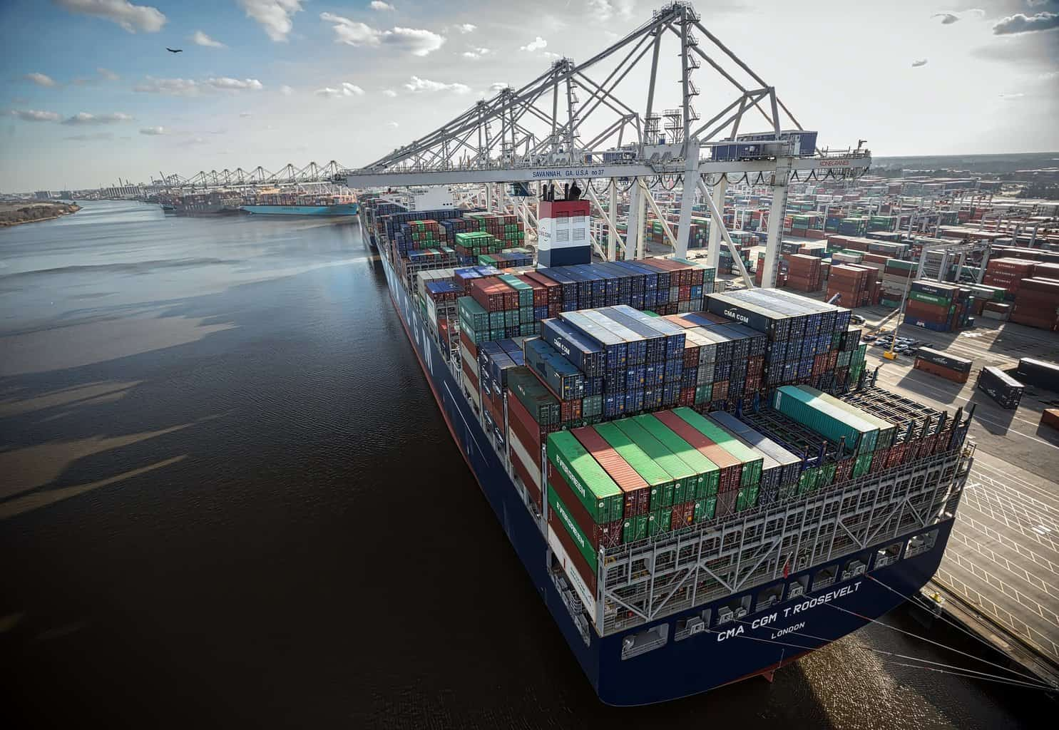 Port Report: Savannah looks to double space for largest