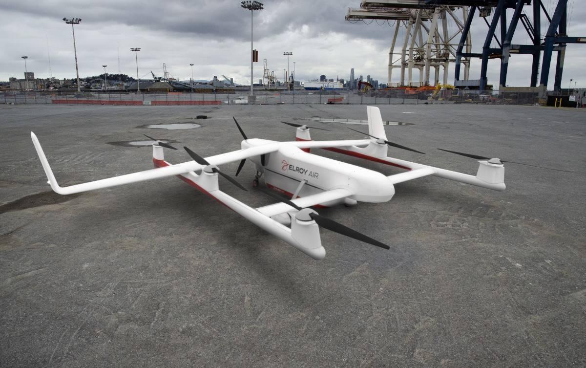 Photo of Autonomous cargo aircraft are bringing in same day delivery to remote areas