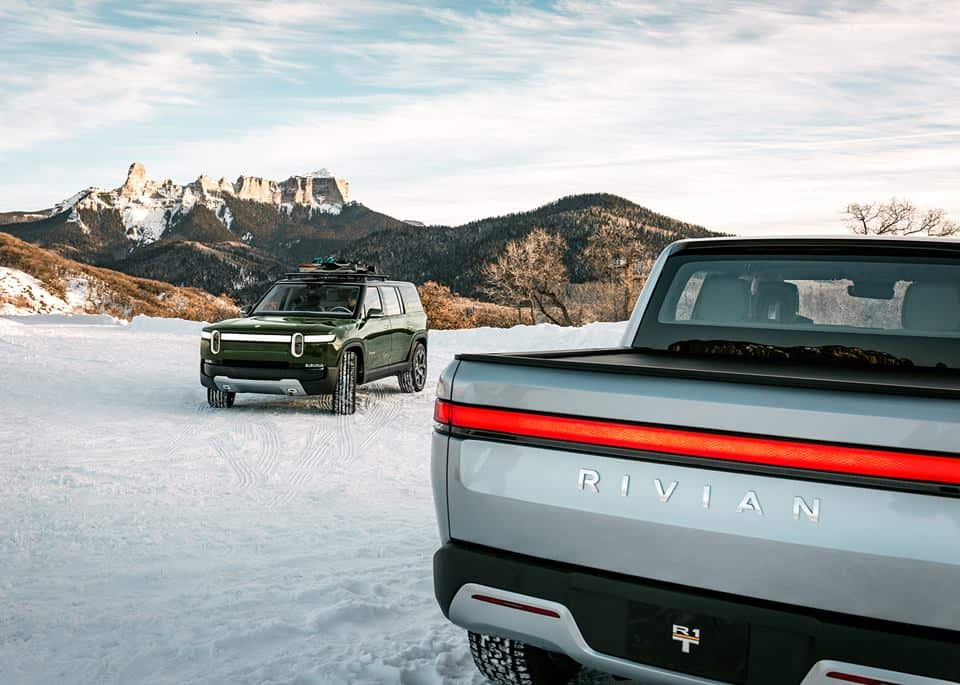 Photo of Electric vehicle startup Rivian raises $700 million in Amazon-led investment round