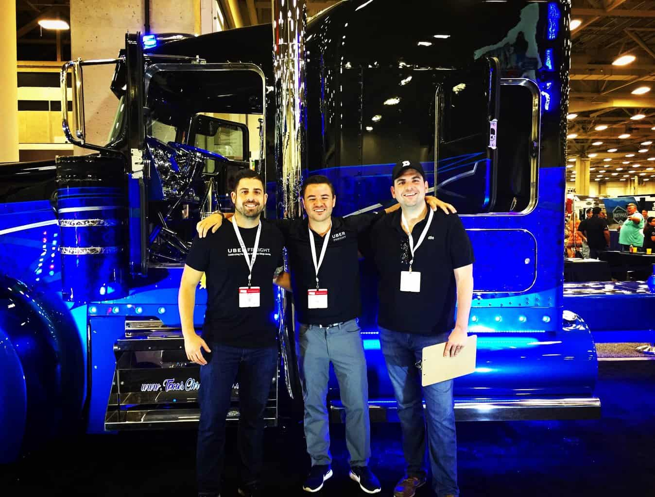 Photo of Three Uber Freight co-founders join supply chain software startup Turvo