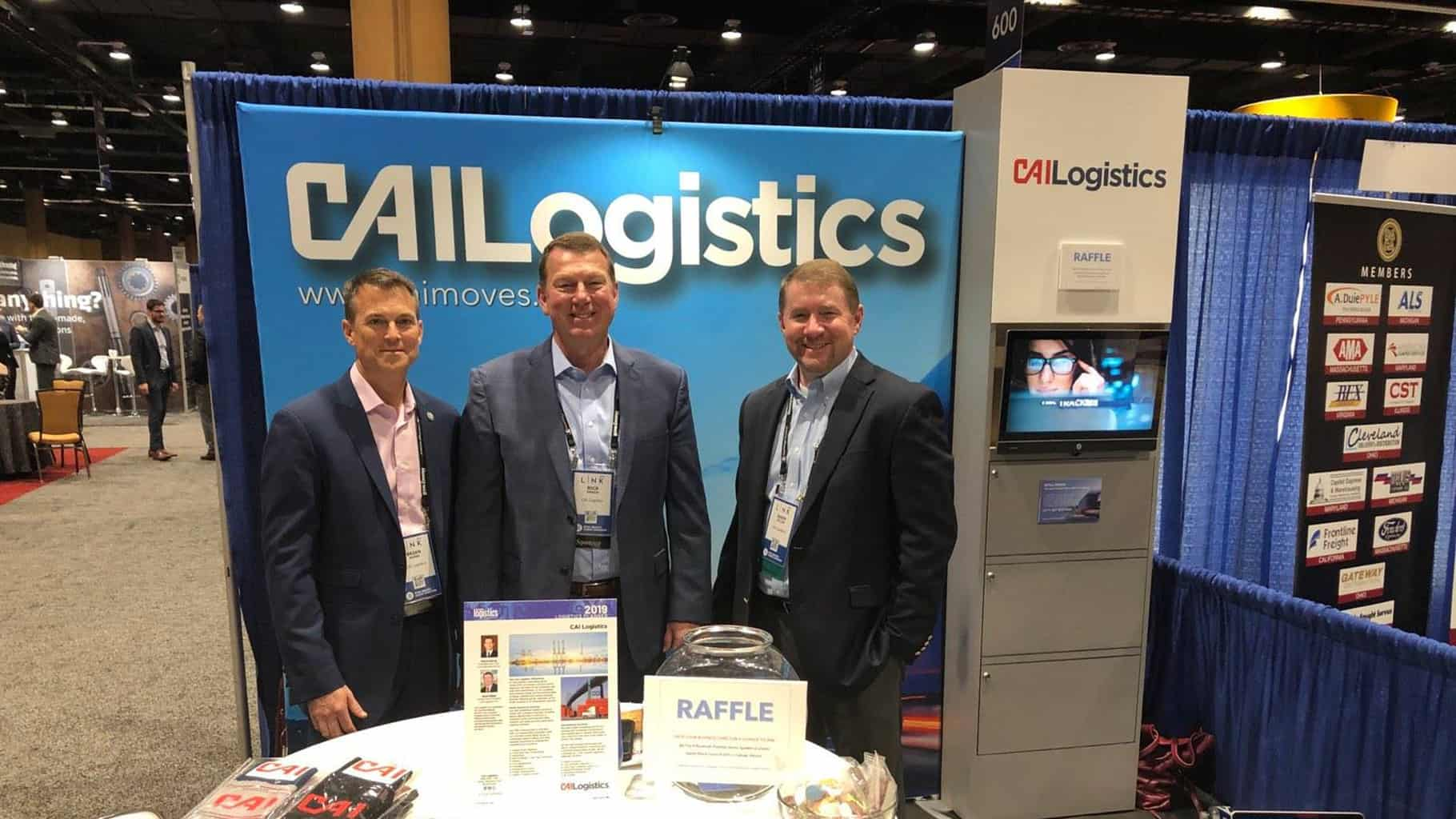 Photo of CAI talks refrigerated retail logistics at LINK Conference