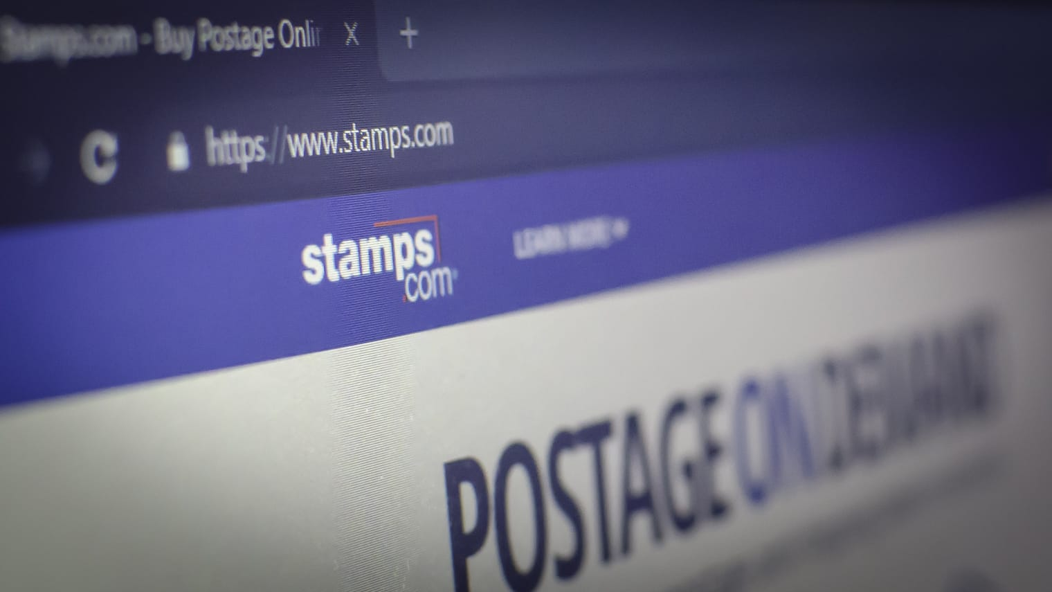 Spurned by USPS' denial to end exclusivity agreement, Stamps com