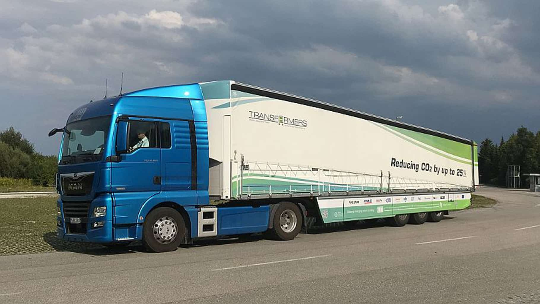 Photo of European Union to approve aerodynamic trucks