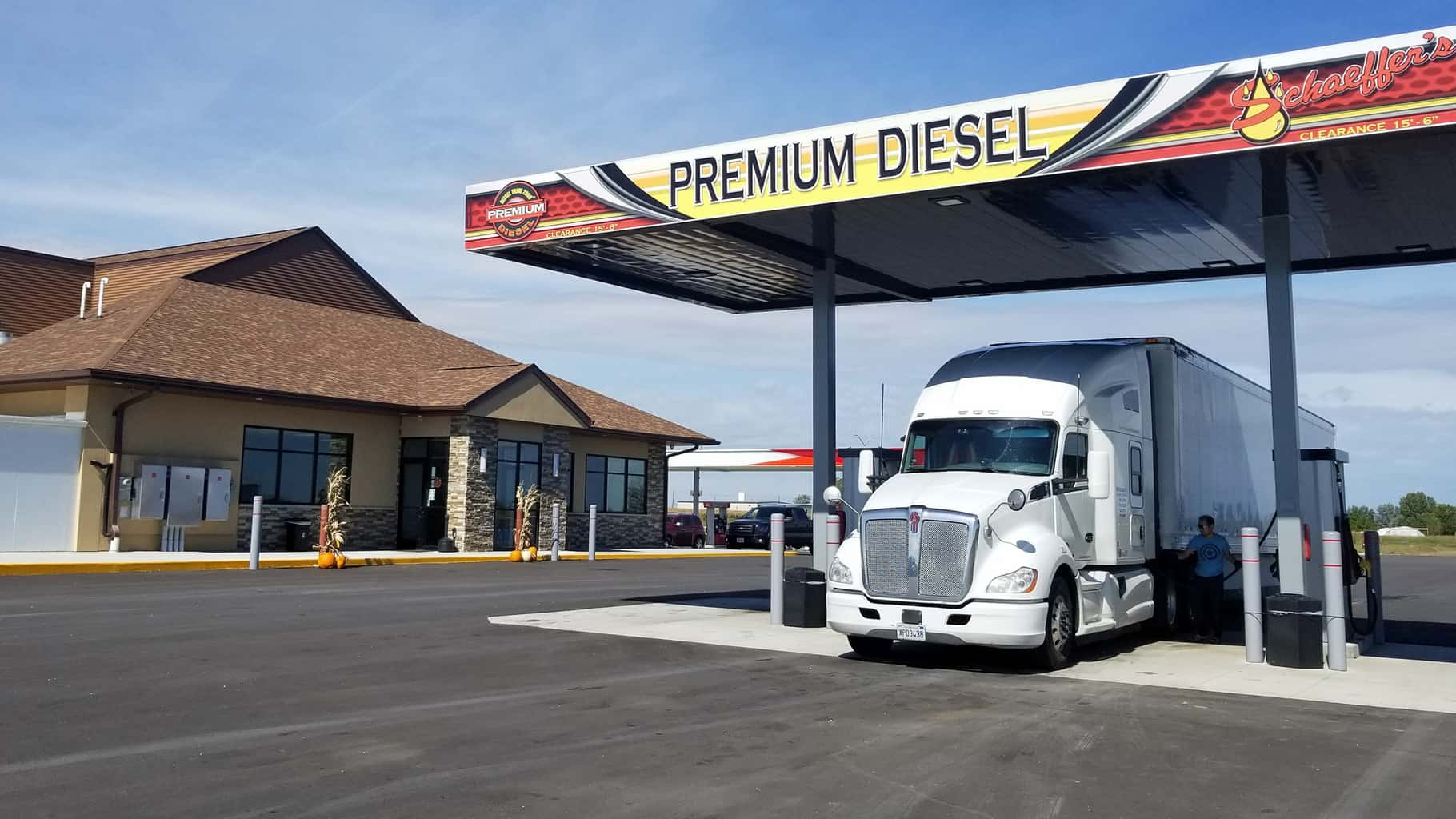 Photo of Fuel startup Gas Pos seeking headway into truck stop market