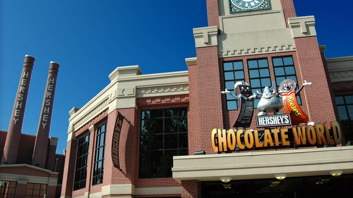 Photo of Hershey promotes sustainability in sourcing cocoa