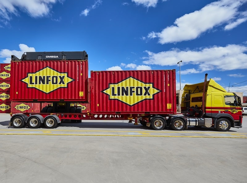 Linfox concludes purchase of Aurizon's Queensland intermodal