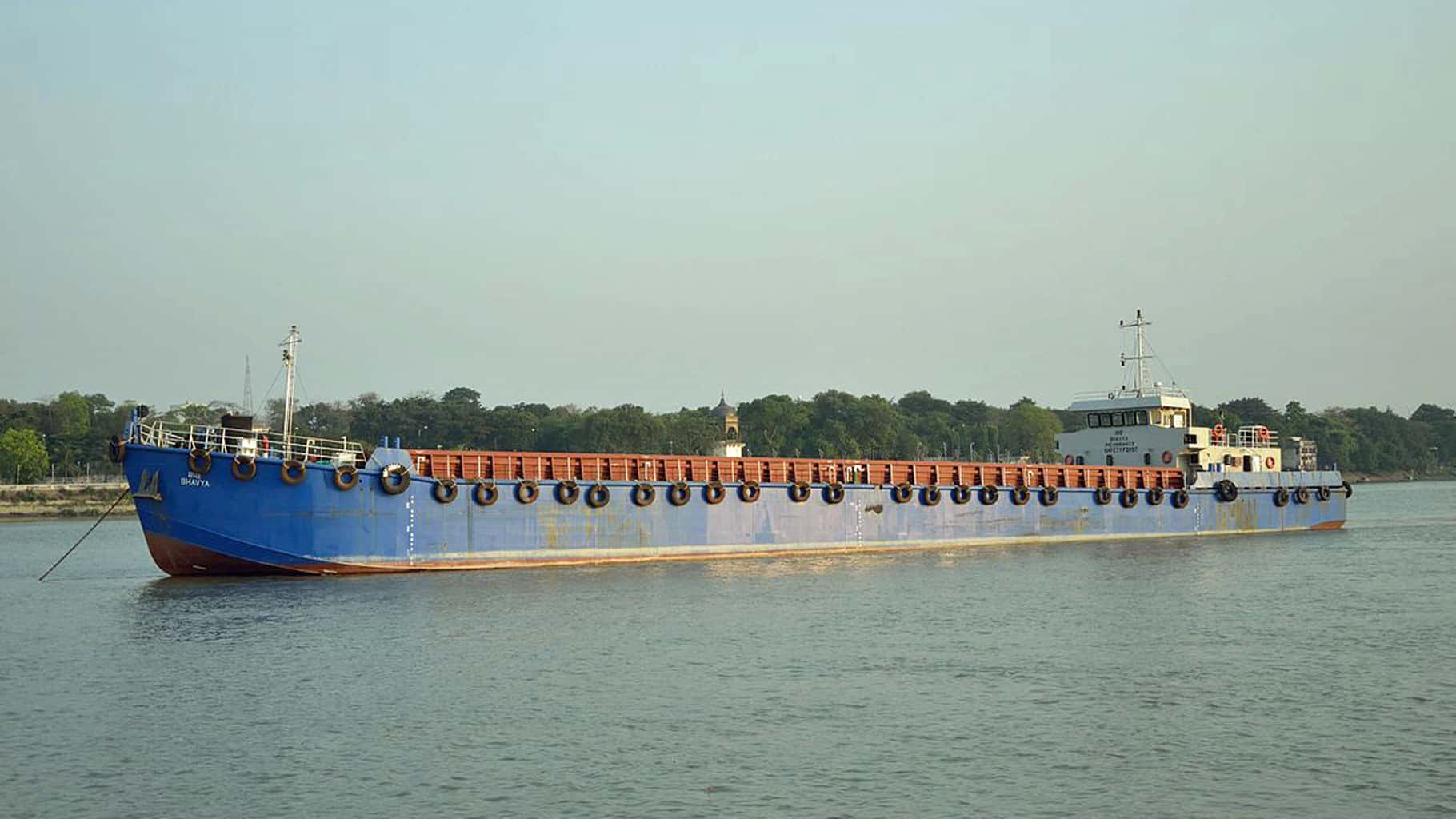 Photo of Maersk begins inland water services across river Ganges in India