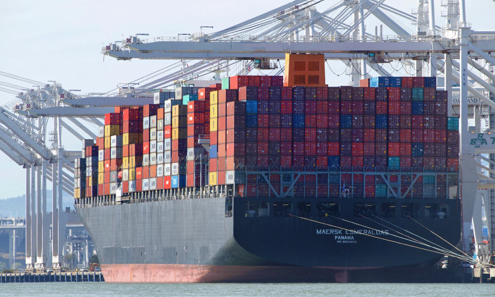 Photo of Maersk closes U.S. low sulfur fuel deal