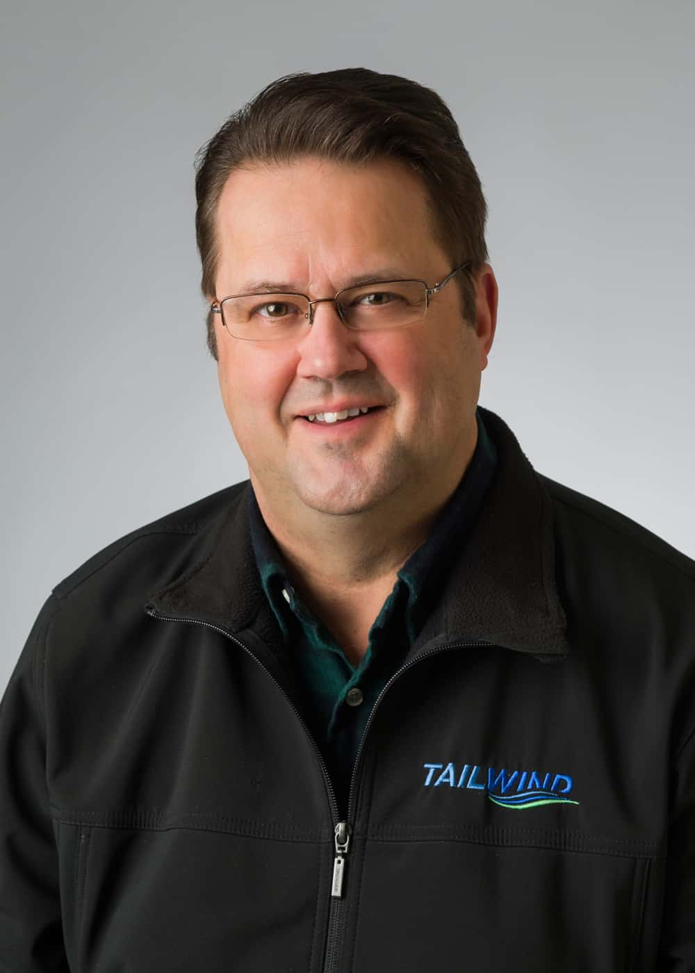 Murray Pratt, president & CEO, Tailwind Transportation Software