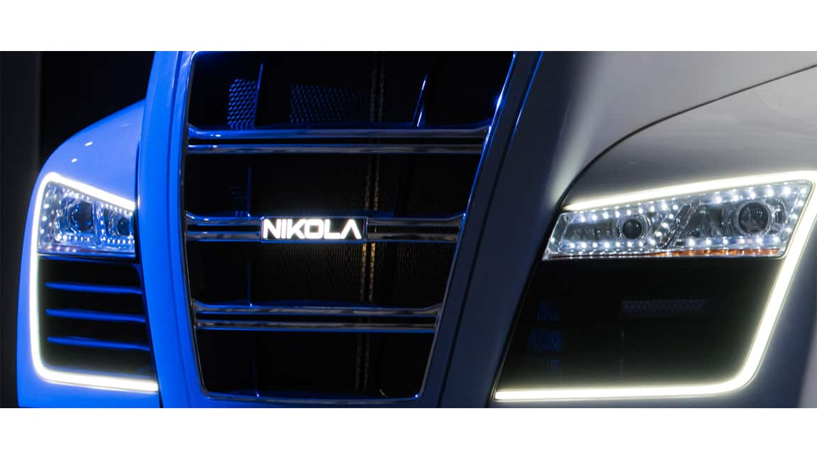 Photo of Zero-emission truck manufacturer Nikola names first president