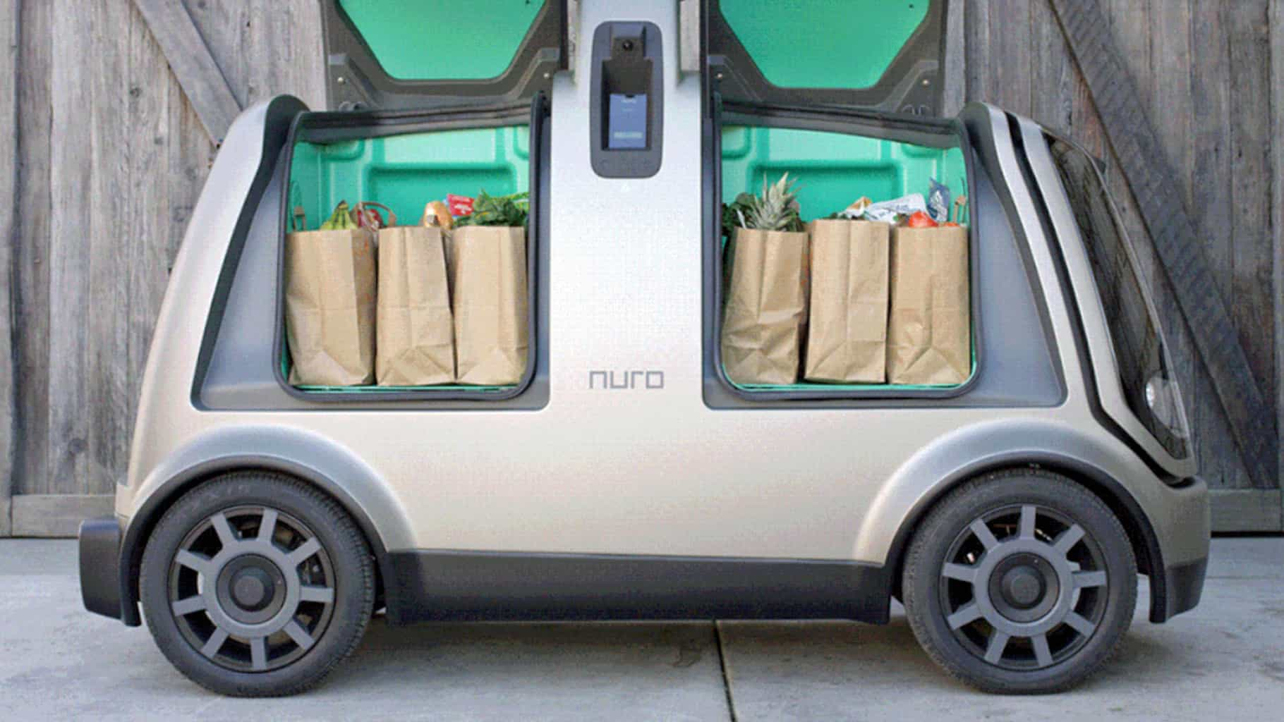 Photo of Softbank invests in autonomous delivery startup Nuro