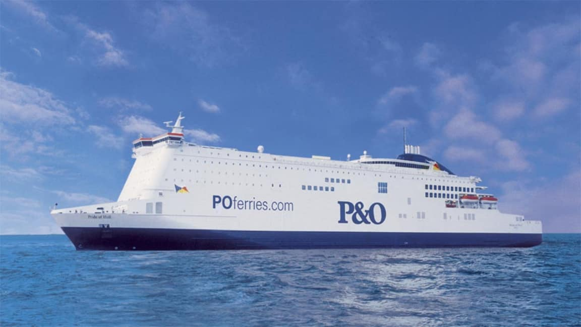 Photo of DP World repurchases P&O Ferries