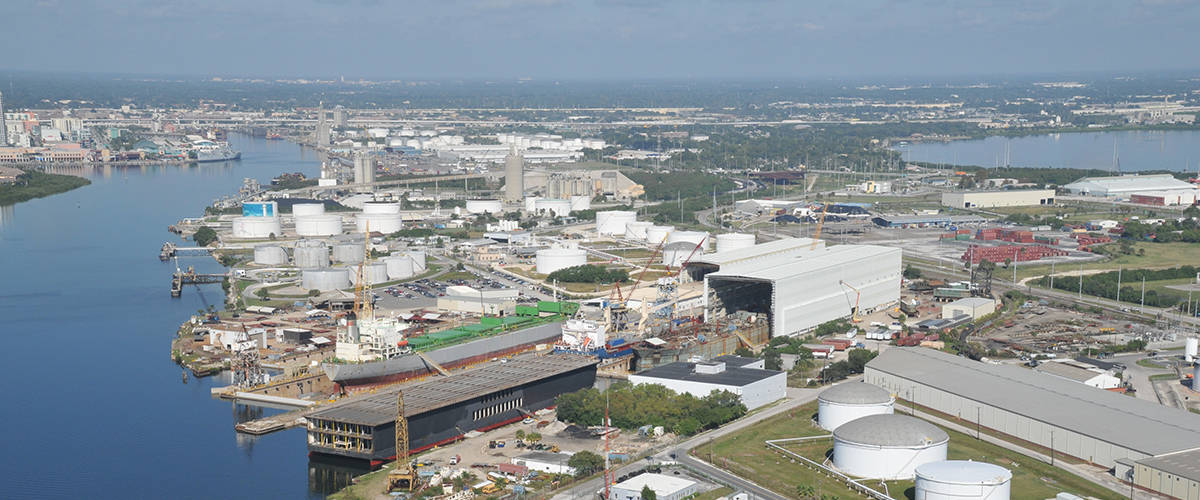 Photo of Port Report: China and U.S. trade war aside, Port Tampa Bay looks to Asia for growth