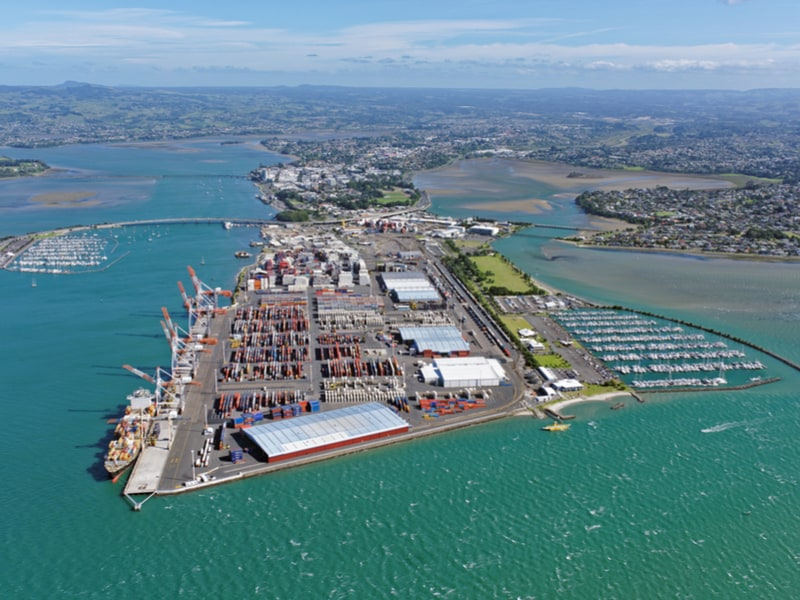 Photo of Mixed bag of results as New Zealand ports report financials
