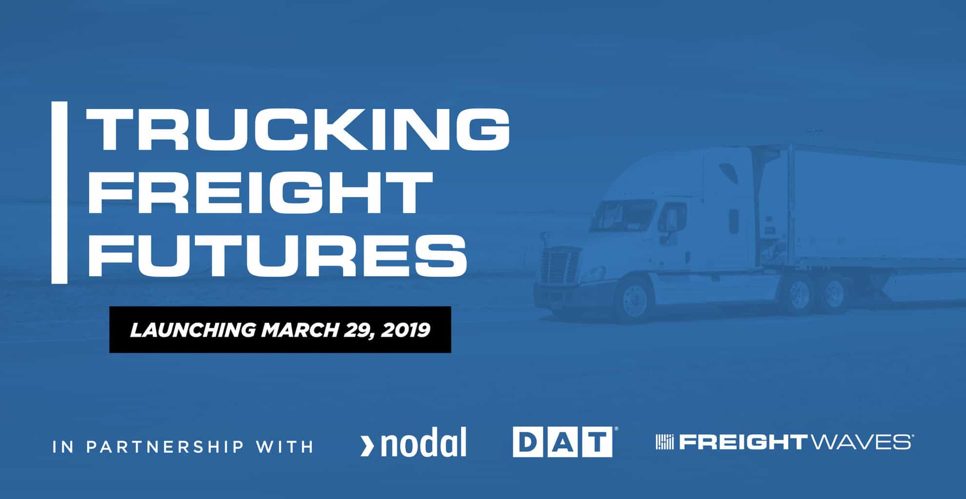 Photo of Trucking Freight Futures rolls into Dallas