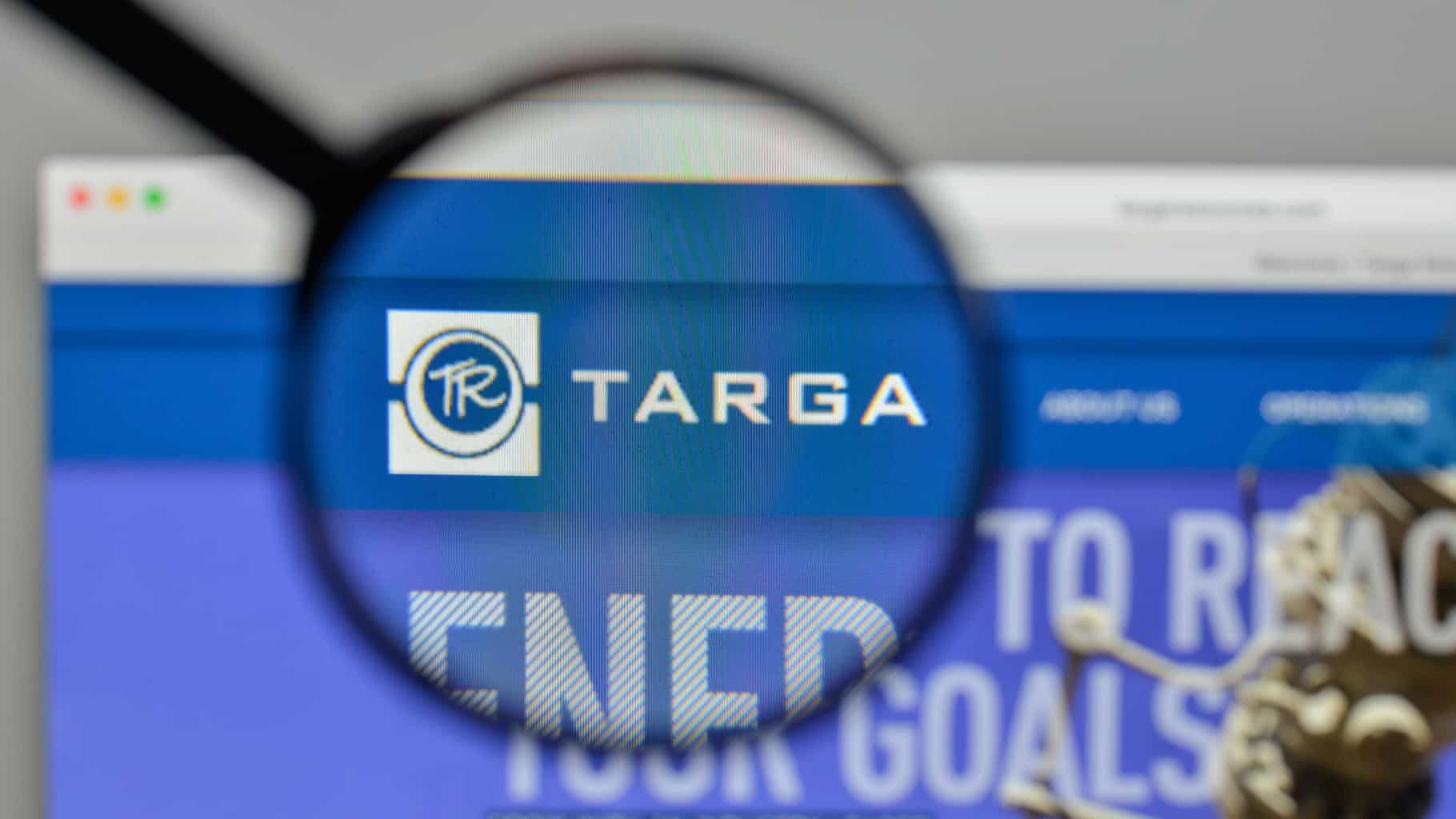 Photo of Targa Resources sells stake in North Dakota shale to Blackstone Group