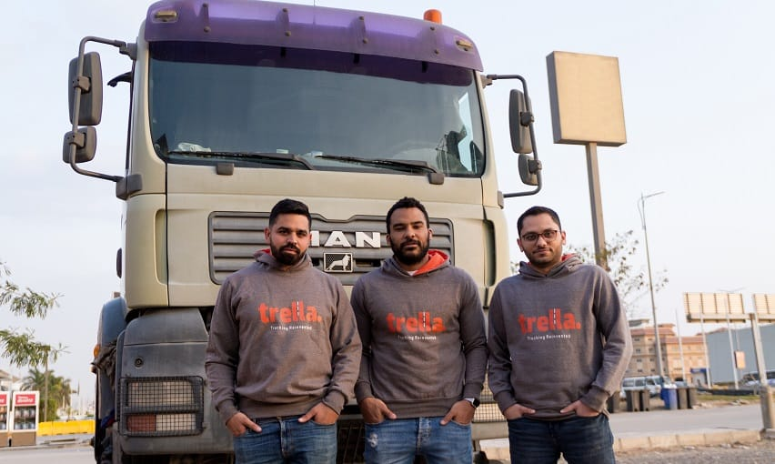Photo of Egyptian freight marketplace startup Trella raises $600k in seed funding