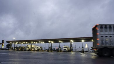 Photo of How truck stops could drive the electric revolution