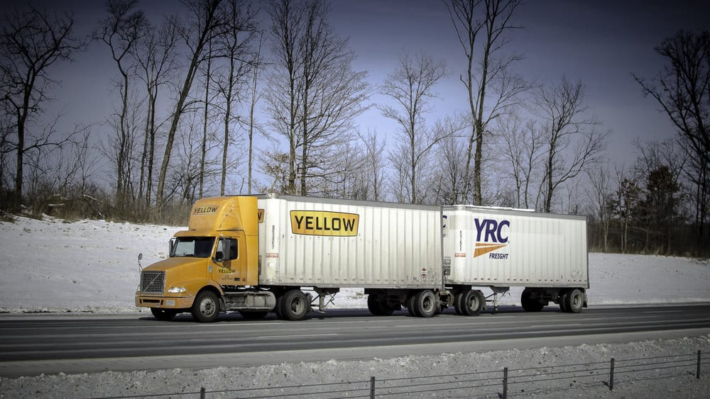 The road ahead continues (Photo: Jim Allen/FreightWaves)
