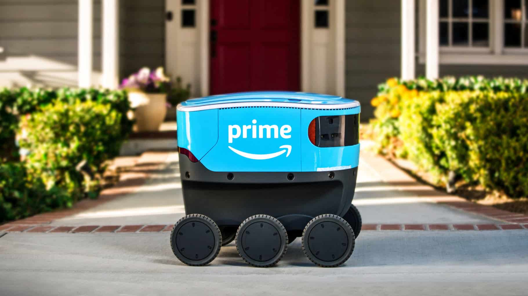 Photo of Delivery robots put sidewalks in the spotlight