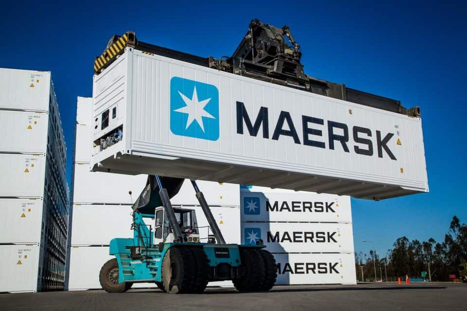 Photo of Port Report: Maersk debuts new online booking for ocean freight