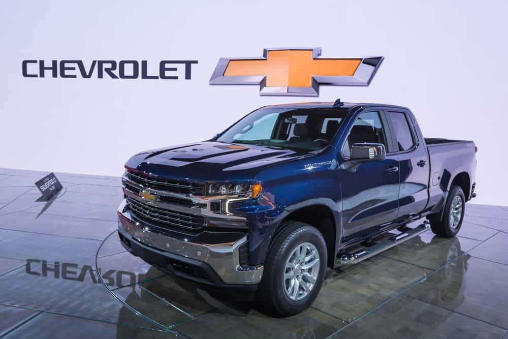 "Photo of Today's Pickup: heavy-duty pickup trucks would pay for GM's ""all-electric"" ambitions"