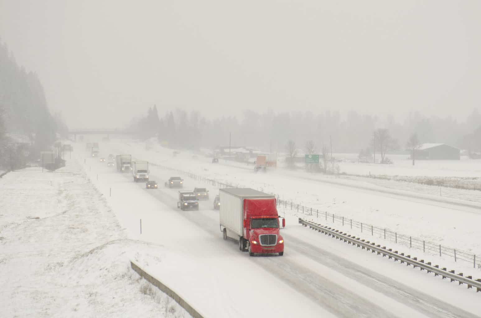 Photo of Blizzard, flooding and wind damage possible in western U.S.
